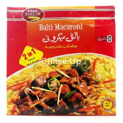 Bake Parlor Balti Macaroni Box 250gm
