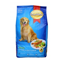 Smart Heart Chicken Dog Food Bag 10kg