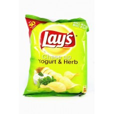 Lays Yogurt & Herbs Chips 40gm