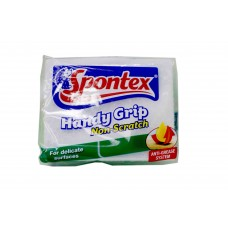 Spontex Handy Grip Non Scratch Sponge 1pcs