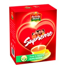 Brooke Bond Supreme Tea Box 190gm