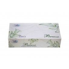 Cool & Cool Breeze Luxury Facial Tissue B-2000 100pcs
