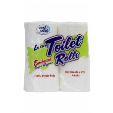 Cool & Cool Toilet Roll T-1874 4pcs