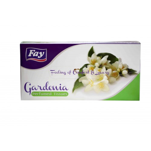 Fay Gardenia Perfumed Tissue Box 100pcs