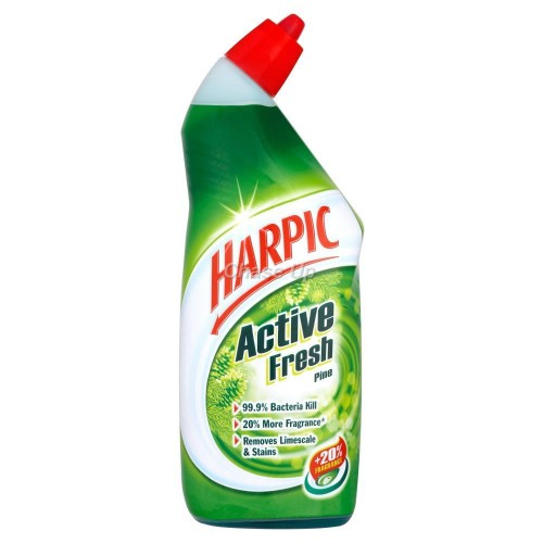 Harpic Power Active Fresh Pine Toilet Cleaner 750ml