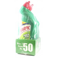 Harpic Power Plus Fresh Toilet Cleaner 1ltr 2pcs PK