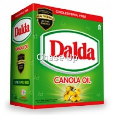 Dalda Canola Cooking Oil Pouch 1ltr