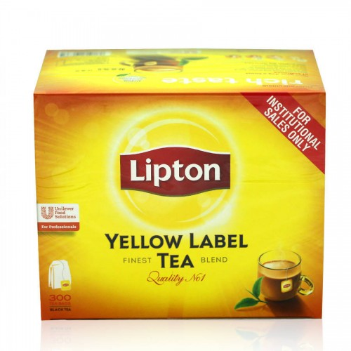 Lipton Tea T/B 600gm 300pcs