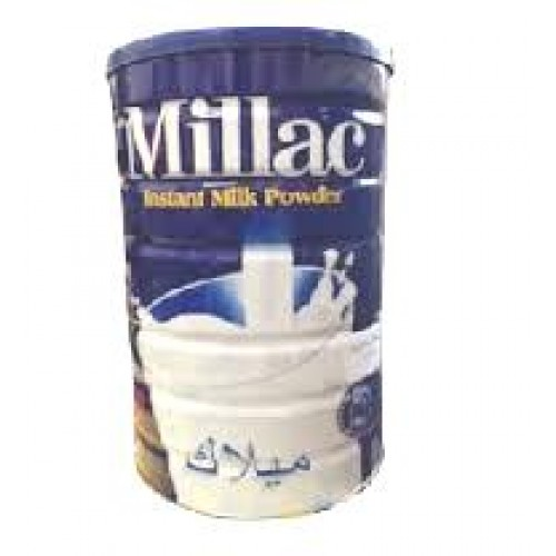 Millac Powder Milk Tin 2.5kg