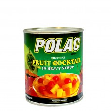 Polac Fruit Cocktail Tin 836gm