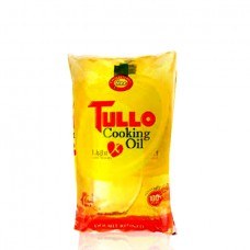 Tullo Cooking Oil Pouch 1ltr