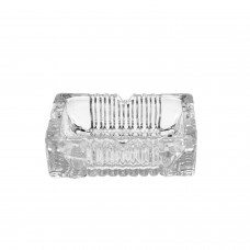 Deli Crystal Ashtray YG-1016-3