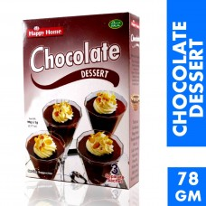 Happy Home Chocolate Caramel Dessert Mix 78gm