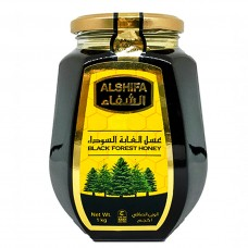 Alshifa Black Forest Honey Jar 1kg