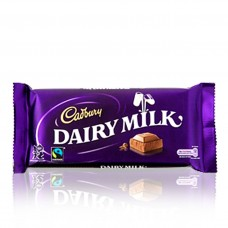Cadbury Dairy Milk Chocolate 90gm