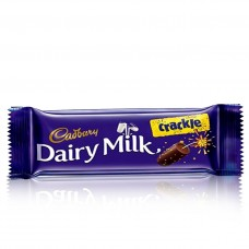 Cadbury Dairy Milk Crackle Chocolate Bar 21.5gm