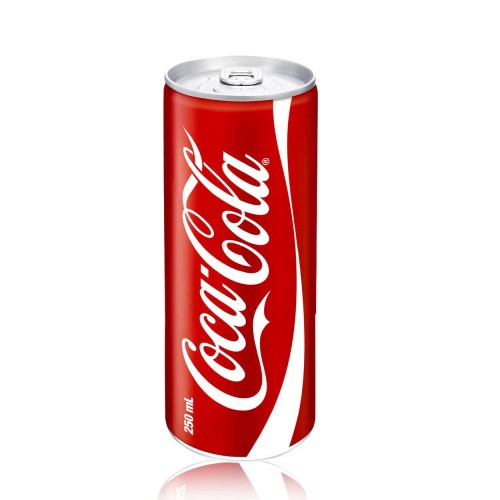 Coke Regular Soft Drink Can 250ml PK