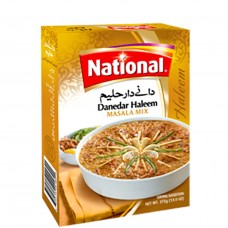 National Danedar Haleem Masala Mix Recipe 375gm