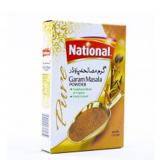 National Garam Masala Powder Spices 50gm