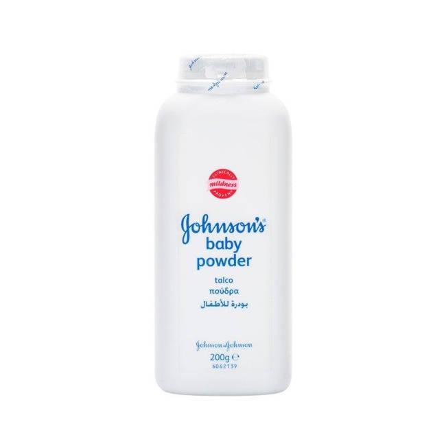 Johnsons Baby Powder (White) 200gm