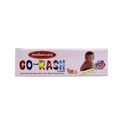Mothercare Go Rash Baby Rash Cream 30gm