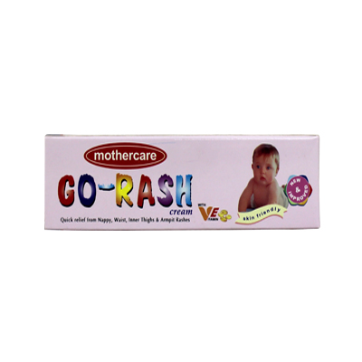 Mothercare Go Rash Baby Rash Cream 65gm