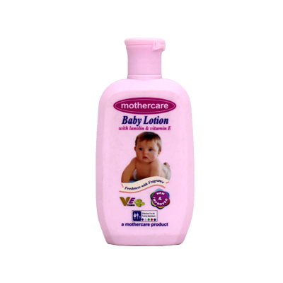 Mothercare Vitamin E Baby Lotion 115ml (Pink)