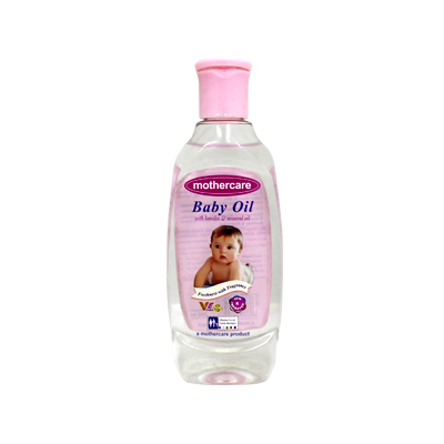Mothercare Mineral Baby Oil 200ml