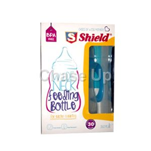 Shield Wide Neck Baby Feeder 180ml