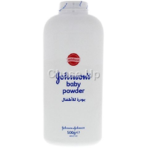Johnsons Baby Powder (White) 500gm