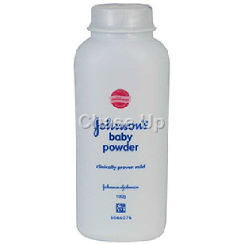 Johnsons Baby Powder (White) 100gm