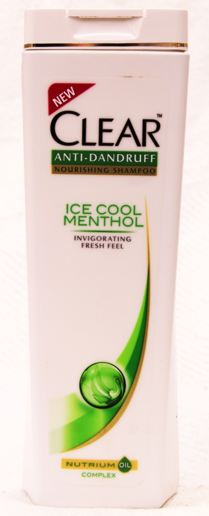 Clear Ice Cool Menthol Shampoo 200ml