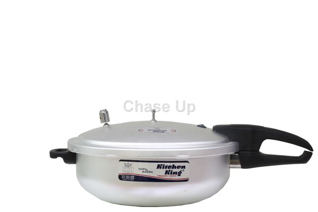Kitchen King All Wok Shape Cooker 7ltr