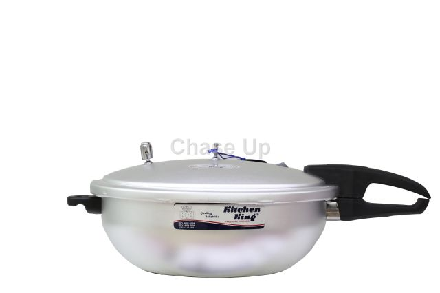 Kitchen King All Wok Shape Cooker 9ltr
