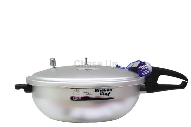 Kitchen King All Wok Shape Cooker 11ltr