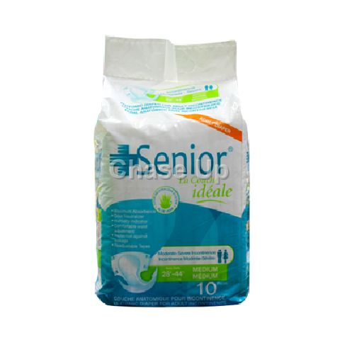 Senior Adult Diapers Medium 10pcs