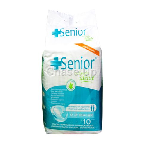 Senior Adult Diapers XLarge 10pcs