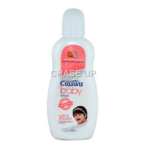 Cussons soft & Smooth Baby Lotion 200ml