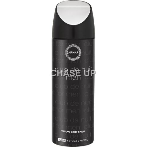 Armaf Club De Nuit Men Body Spray 200ml