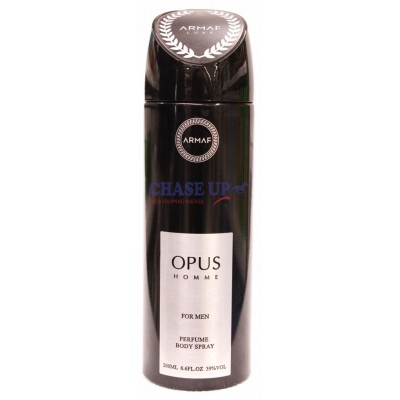 Armaf Opus Femme Body Spray 200ml