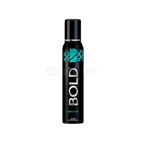 Bold Infinity Body Spray 120ml/100gm