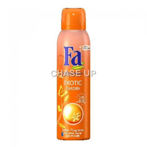 Fa Exotic Garden Body Spray 200ml
