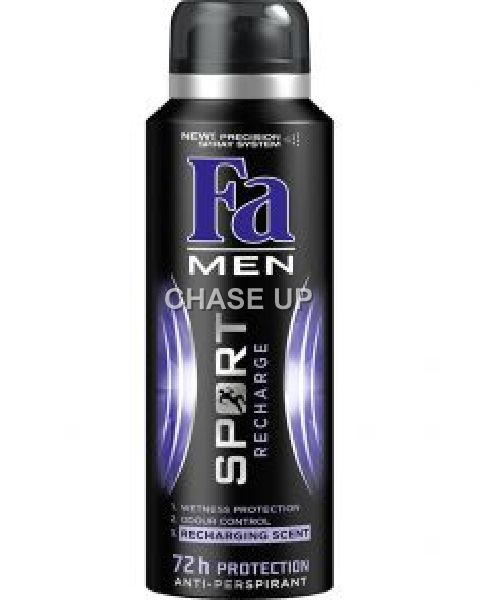 Fa Sport Recharge Men Body Spray 200ml