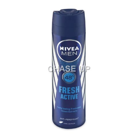 Nivea Men Fresh Active Body Spray 150ml