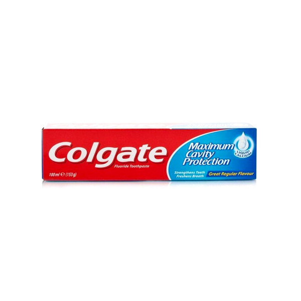 Colgate Maximum Cavity Protection Tooth Paste 150gm (C)