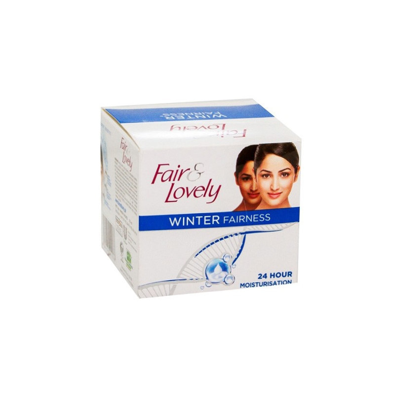 Fair & Lovely Winter Fairness Cold Cream 70ml (Pak)
