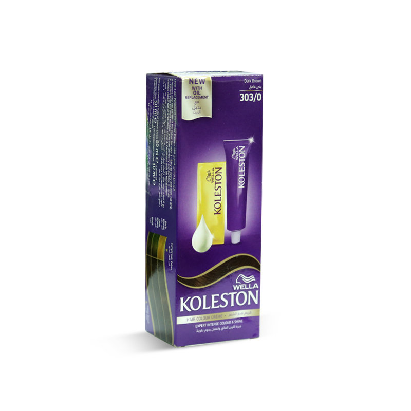 Wella Koleston 2000 Hair Color 303/0 Tube 60ml