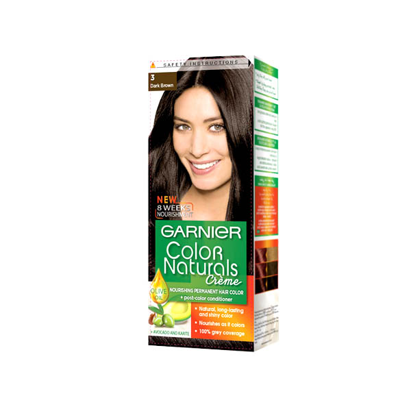 Garnier Color Naturals Hair Color 3 40ml