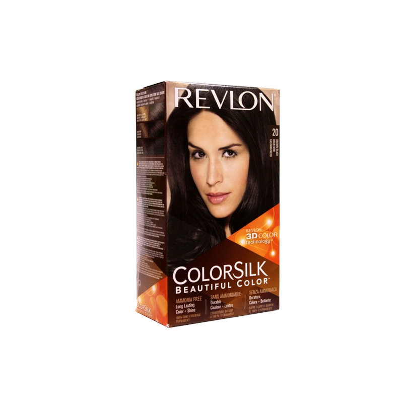Revlon Color Silk Hair Color 20 130ml
