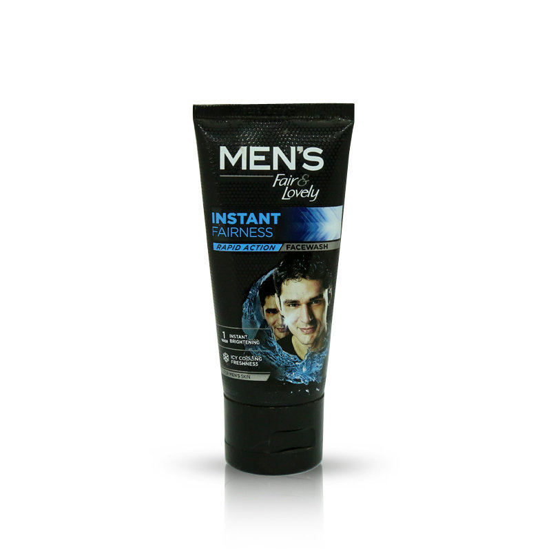 Fair n Lovely Mens Instant Fairness Face Wash 50gm